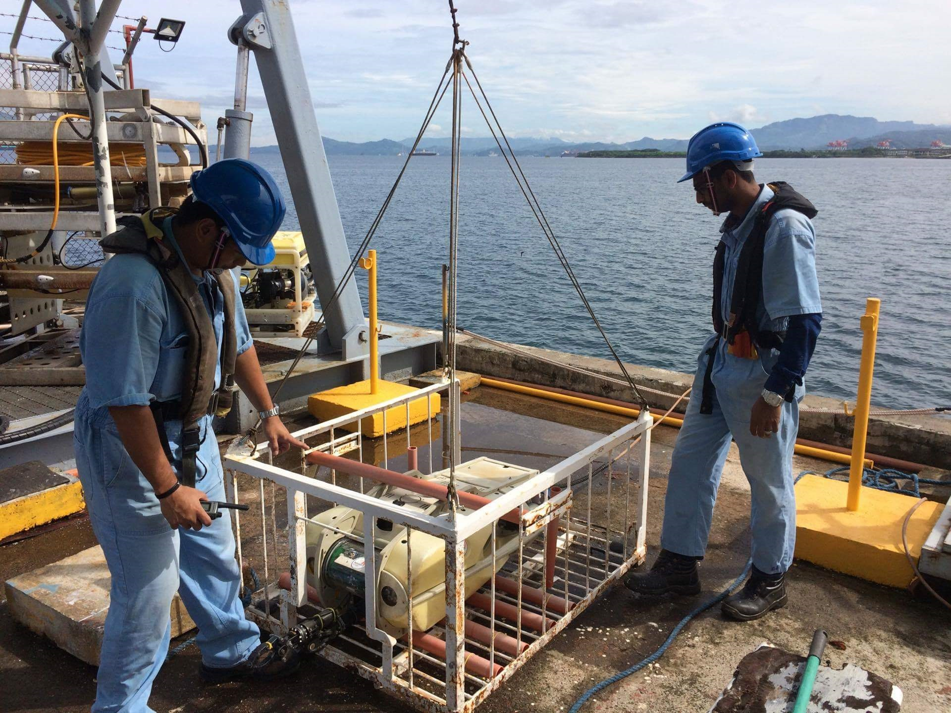 Subnet Services ROV Training
