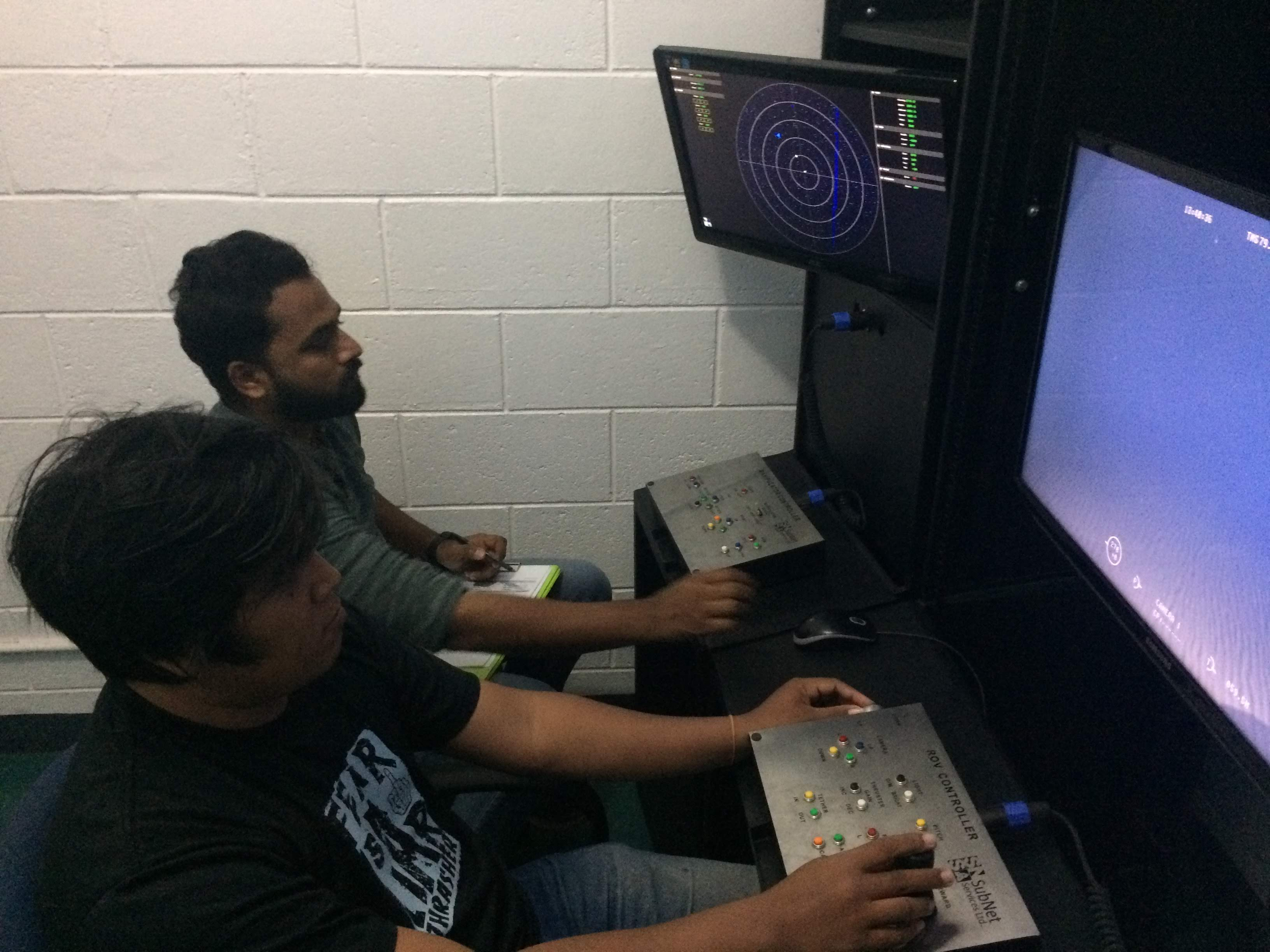 A Glimpse of Subnet Services ROV Training