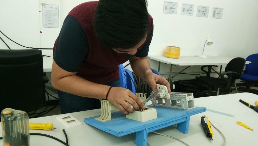 Subnet Services Fiber Optics Training Instructor