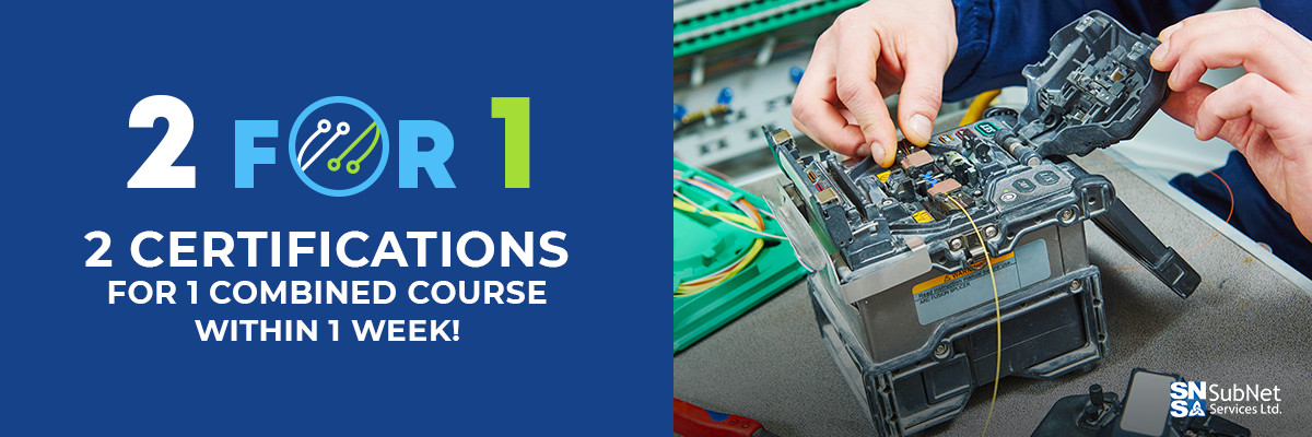 Fiber Optics Combined Courses banner